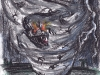 10 - Creature Trapped in a Twister/Příšera lapená v tornádu