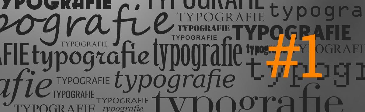 Záhadná typografie #1 – Písmo [náhledový obrázek]
