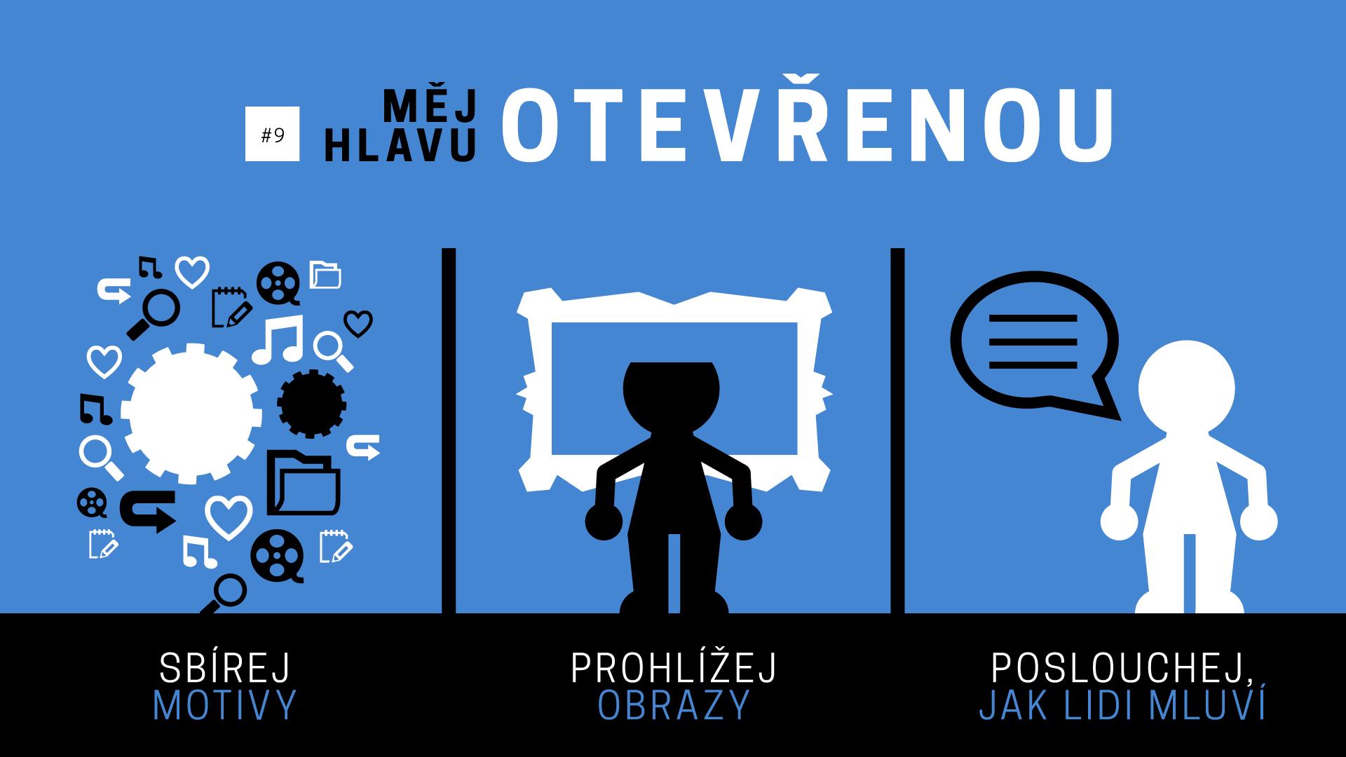 Jan Konečný - TIP 9 - Měj hlavu otevřenou