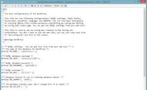 Jan Konečný - WordPress - konfigurace