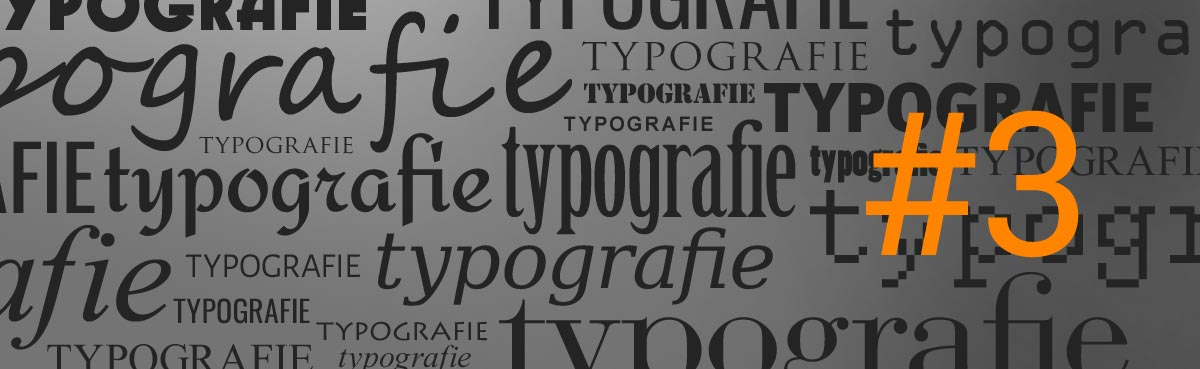 Záhadná typografie #3 – Nejčastější typografické chyby [náhledový obrázek]