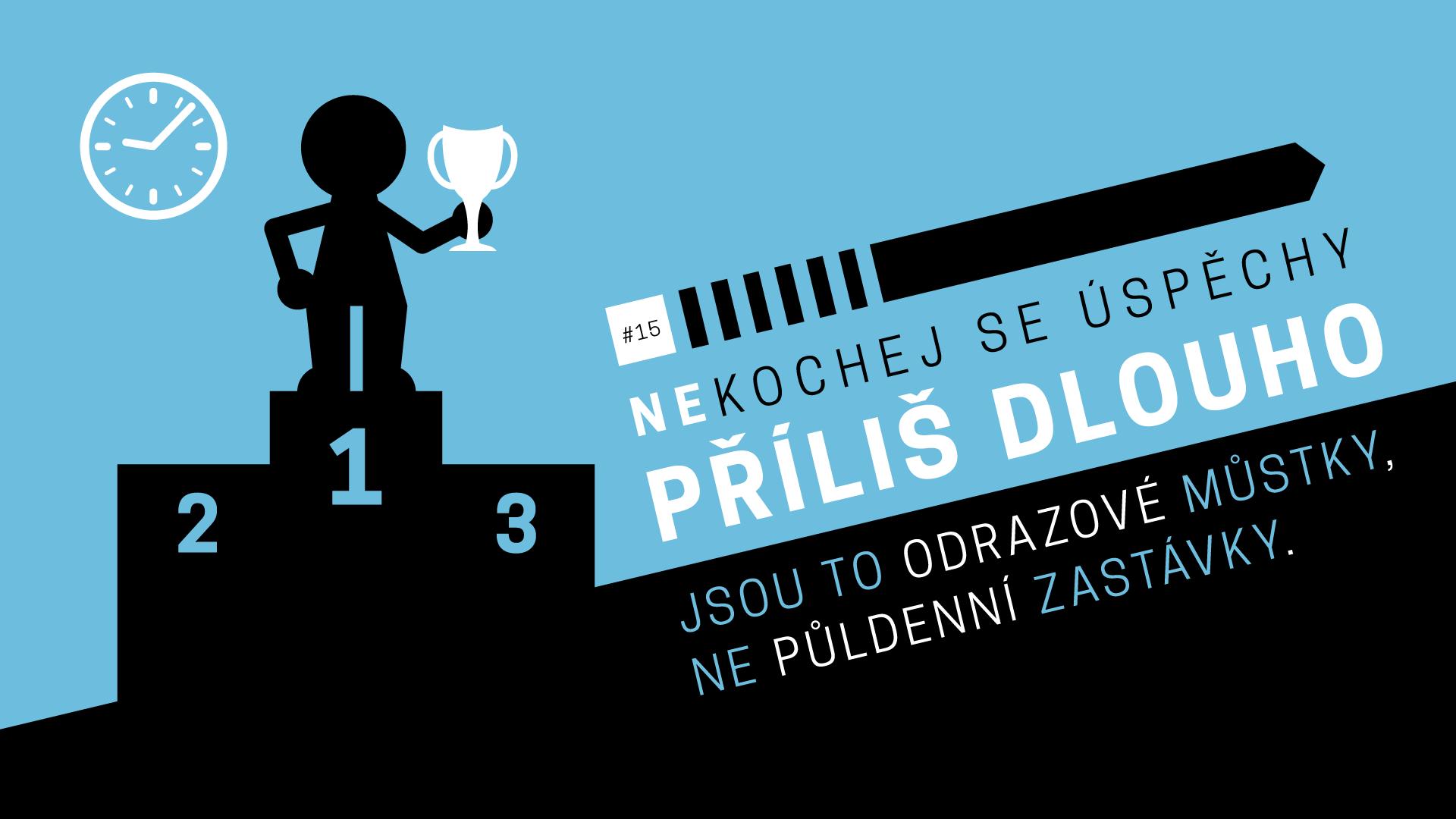 Jan Konečný - Nekochej se úspěchy příliš dlouho - TIP #15