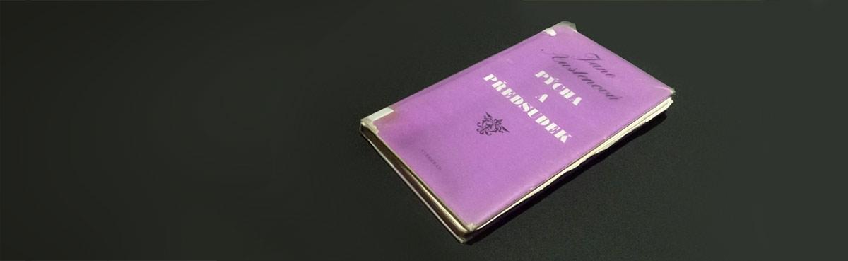 Jane Austenová – Pýcha a předsudek (recenze) [náhledový obrázek]