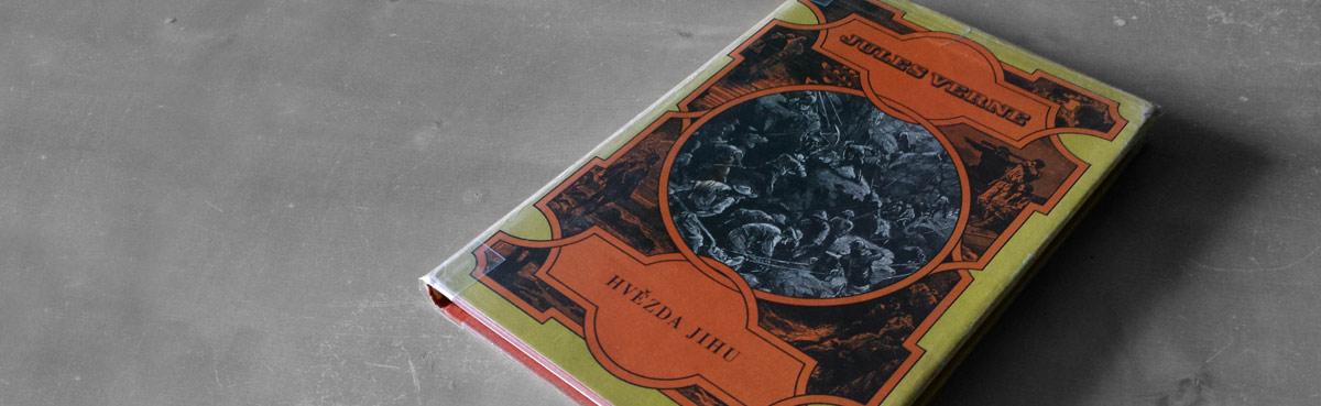 Jules Verne: Hvězda Jihu (recenze) [náhledový obrázek]