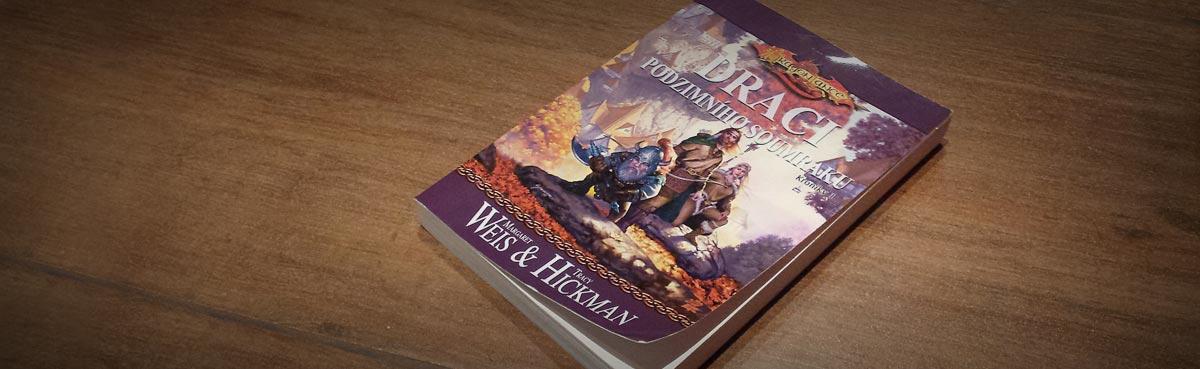 Margaret Weis & Tracy Hickman: Draci podzimního soumraku, Kniha první – Kroniky 1 (recenze) [náhledový obrázek]