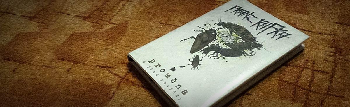 Franz Kafka: Proměna a jiné povídky (recenze) [náhledový obrázek]