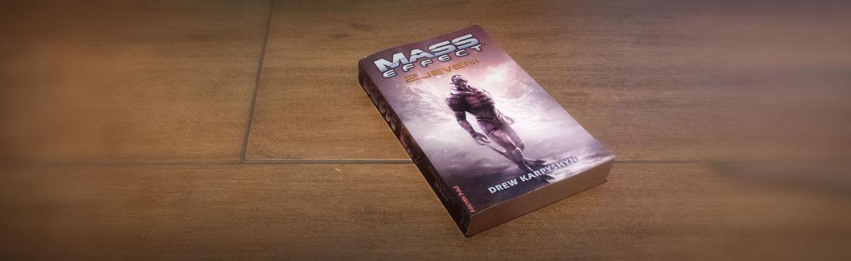Drew Karpyshyn: Mass Effect – Zjevení (recenze) [náhledový obrázek]